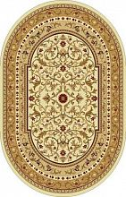 Ковер FLOARE-CARPET шерстяной Floare ERMITAGE 265-1659 ОВАЛ