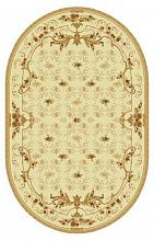 Ковер FLOARE-CARPET шерстяной Floare ROCAILLE 315-1149 ОВАЛ
