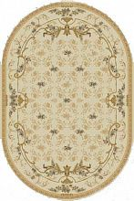 Ковер FLOARE-CARPET шерстяной Floare ROCAILLE 315-1210 ОВАЛ